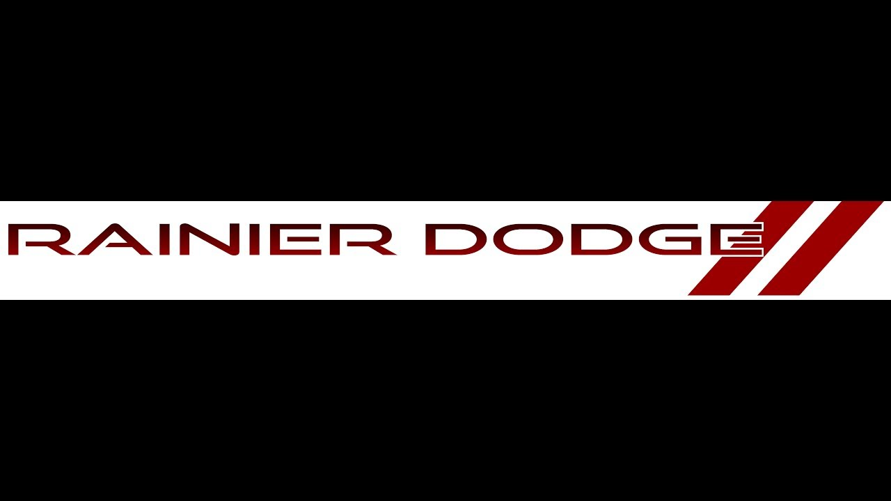 Another Fine Vehicle From Rainier Dodge - YouTube