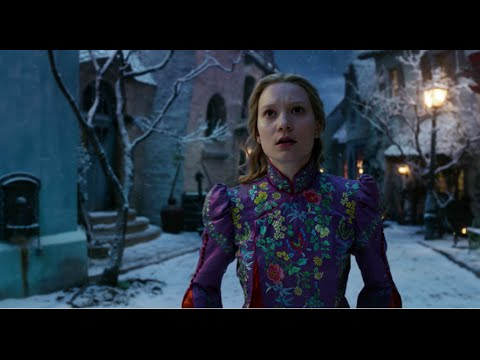 alice through the looking glass monologue