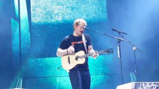 Ed Sheeran - Eraser (Live At Berlin 27/03/17)