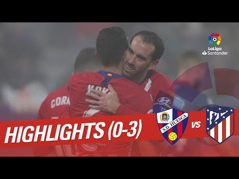 Highlights SD Huesca vs Atletico de Madrid (0-3) Mp3