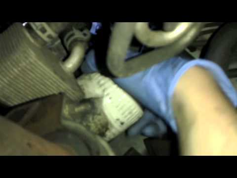 2012 Ford Focus Oil Change >> How to change your oil - Ford tdci tddi - YouTube
