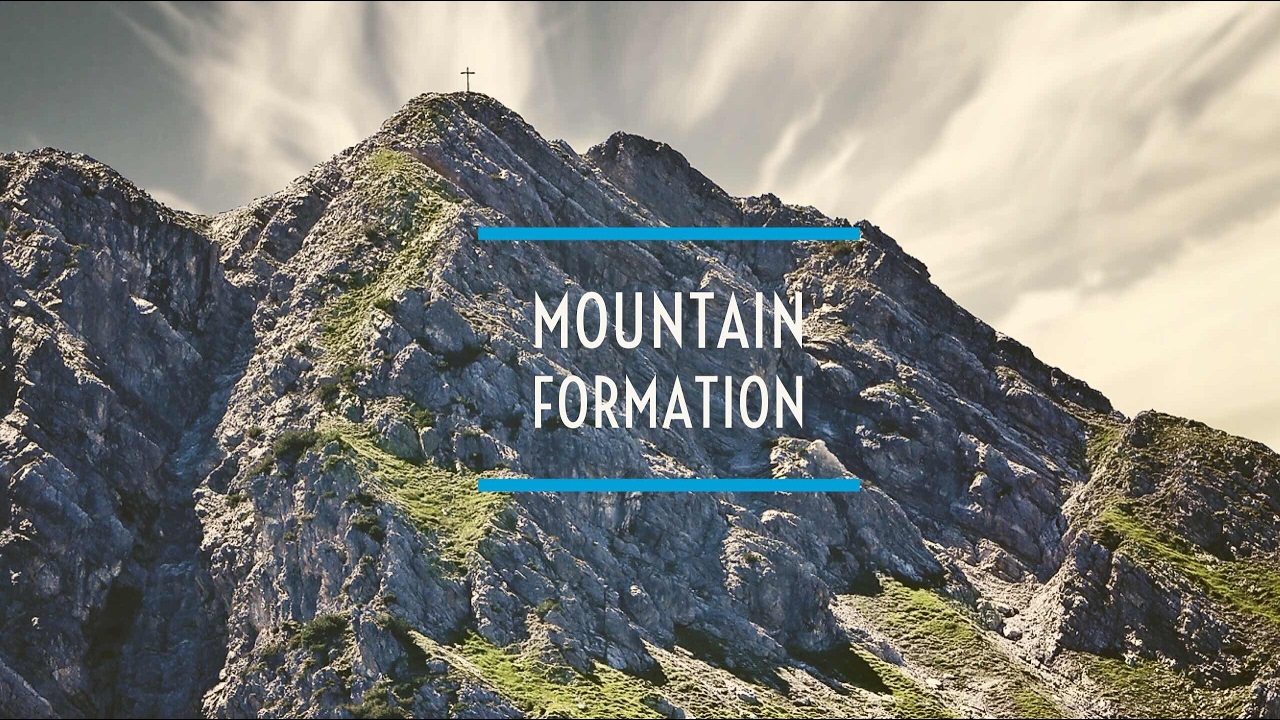 define mountain formation folding and faulting in geography upsc