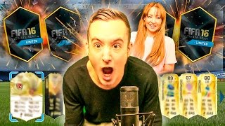 TWOSYNC LUCKIEST BLACK FRIDAY PACKS EVER!! - FIFA 16 PACK OPENING
