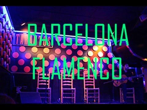Fantastic Flamenco Show in Las Tarantos, Barcelona