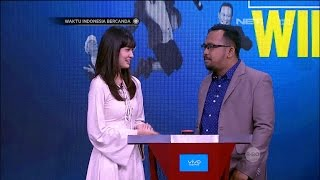 Waktu Indonesia Bercanda - Bedu Luluh Digodain Faradilla Yoshi (1/4)