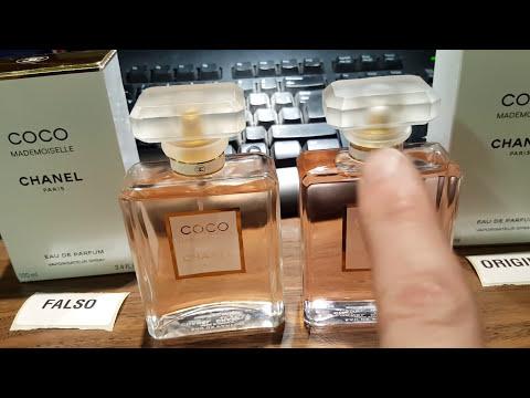 Chanel COCO Mademoiselle FALSO vs ORIGINAL