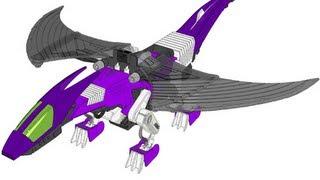 Zoids ซอยด์ หุ่นรบไดโนเสาร์ ภาค1 ตอน 10