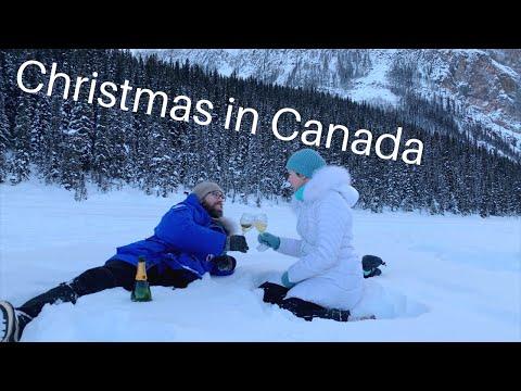 Canadian Christmas: Banff, Lake Louise, And Whistler