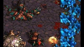 Bisu (P) v Soma (Z) on Fighting Spirit - StarCraft  - Brood War REMASTERED 2019