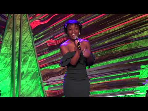 """Khailah Johnson - """"Almost There"""" (Broadway Princess Party)"""