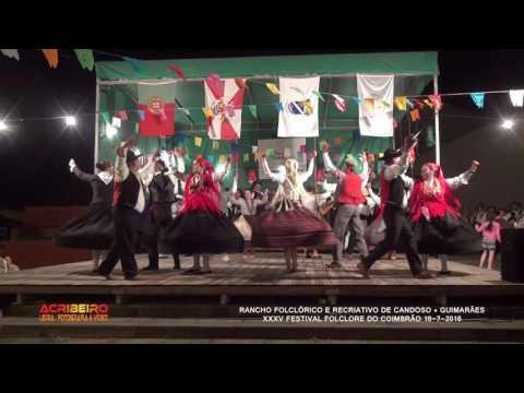 RANCHO FOLCLÓRICO RECRIATIVO CANDOSO GUIMARÃES@XXXV FESTIVAL FOLCLORE COIMBRÃO
