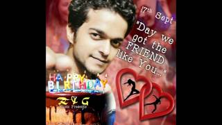 Happy Birthday Song | R&G Music | Original Composition (Hindi & English Mix Version) | by P.G.A