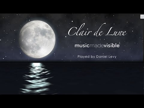 Clair De Lune--made Visible With CymaScope