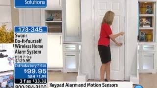 Swann Do-It-Yourself Wireless Home Alarm System