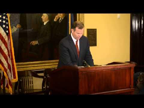 Utah Attorney General John Swallow Resigns