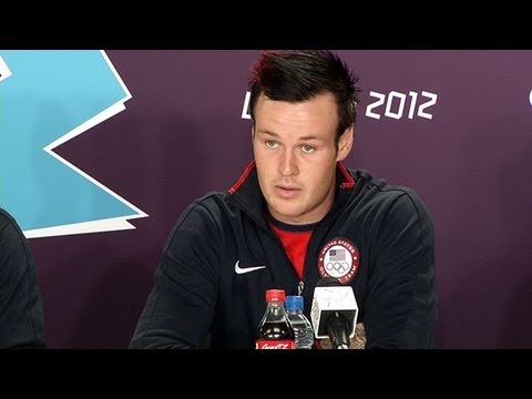 Team USA Olympic Press Conference: USA BMX