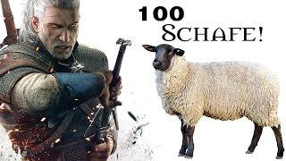 Witcher 3: Diese Mod müsst ihr probieren! - Schaf-Invasion in Novigrad