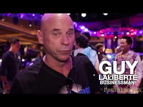 Guy Laliberté: 'Hopefully a Businessman Will Win  $1M One Drop'