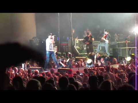 Luke Bryan All My Friends Say/Country Man
