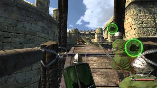 ASALTO AL CASTILLO MOUNT AND BLADE WARDBAND