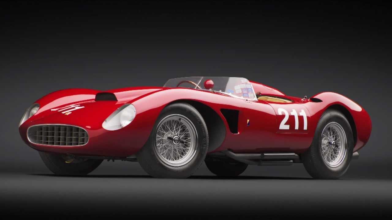 1957 Ferrari 625 Trc Spider Youtube
