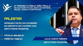 APRESENTAÇÃO DA COMISSÃO DO ESPORTE DA CAMARA DOS DEPUTADOS FEDERAIS