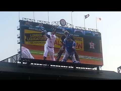 Rangers Ballpark Baseball Town Video