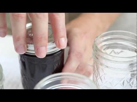 Canning Using The Boiling-Water Method