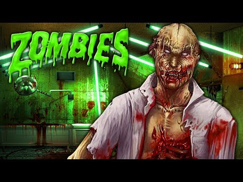 935 Zombie Lab (Black ops 3 Zombies)