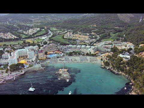Noche De San Juan 2015 in Camp De Mar - Mallorca - DJi Phantom 2, GoPro 3 BE, GoPro 4 BE, Drohne
