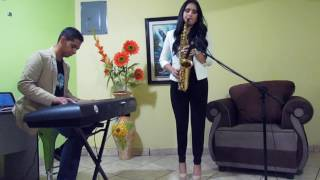 Forever In Love - Kenny G. | Cover Luis Lara feat Andrea Alemán