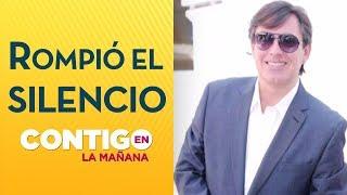 Claudio Fariña rompió el silencio por caso Carla Zunino - Contigo en La Mañana