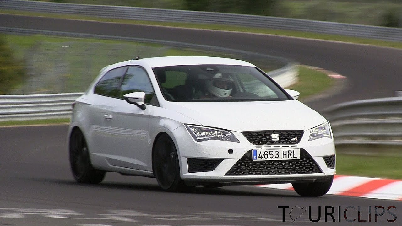 Seat Really Wants To Recapture Its Nurburgring Record From AMG ...
