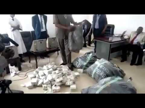 EFCC intercepts N49M cash stashed in sacks at Kaduna airport