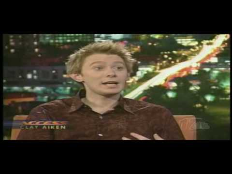 October 10, 2003 - Clay Interview