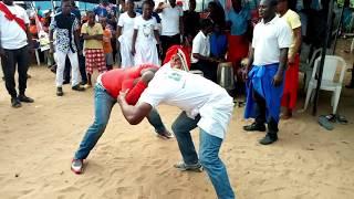 Ijaw Wrestling Festival...Watch The Winner