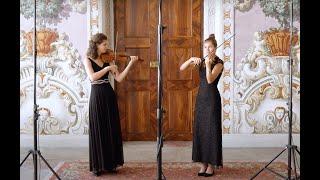 Antonio Vivaldi: Sonate für zwei Violinen in d-Moll; Larghetto