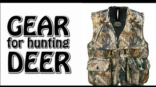 What Gear do I Need for Deer Hunting?