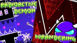 2 Демона за раз! Radioactive Demon   Wrandering