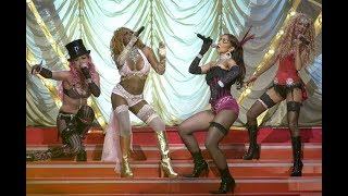 Christina Aguilera, Lil Kim, Mya & Pink - Lady Marmalade (Live At MTV Movie Awards 2001)
