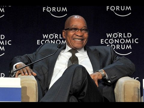 President Jacob Zuma speaks about Africa