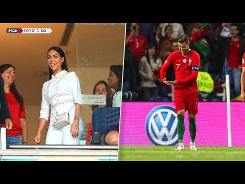The Day Cristiano Ronaldo Made Georgina Rodriguez Happy indir