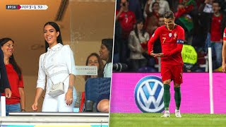 The Day Cristiano Ronaldo Made Georgina Rodriguez Happy