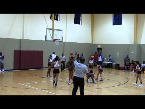 BBA Houston Inferno vs Illinois Heart (Bikini Basketball Association)