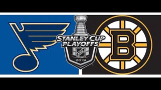 Bruins vs Blues - Game 6 Stanley Cup Final - Full Game Reaction