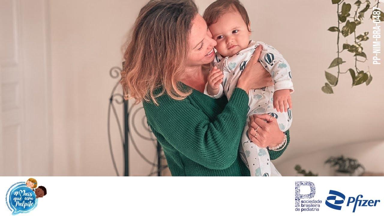 VACINAÇÃO | Carteirinha em dia e proteção dos pequenos por Juliana Goes