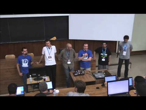 """""""Fedora.Next Joint Session"""" by Matthew Miller"""