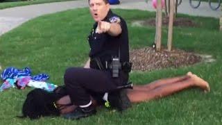 WATCH: Texas Cop Assaults Unarmed Teen Black Girl