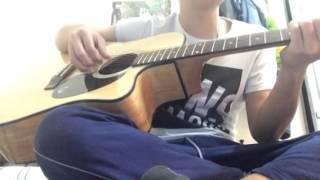 Nỗi nhớ vô hình guitar cover (bùi anh tuấn)