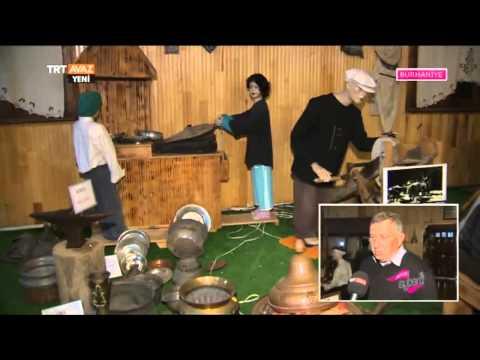 bizim köy müzesi  burhaniye  balıkesir  medya festival  trt avaz